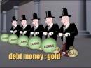 Тайна денег, деньги - пирамида долгов!