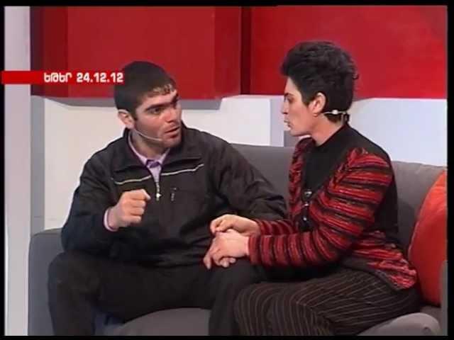 Kisabac Lusamutner eter 11.03.13. Khopani Khere 2