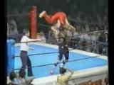 1988-06-10. NJPW. Owen Hart vs. Keiichi Yamada