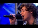 Harry Styles's X Factor Audition (Full Version)
