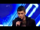Zayn Malik - The X Factor 2010 (FULL AUDITION)