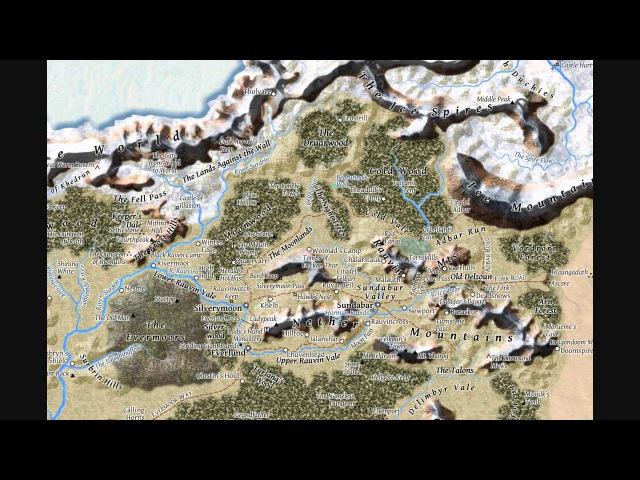 Forgotten Realms Intro