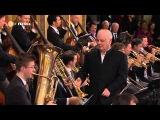 Johann Strauss - Radetzky March (Vienna PhilharmonicDaniel BarenboimNew Years Day, 2014)