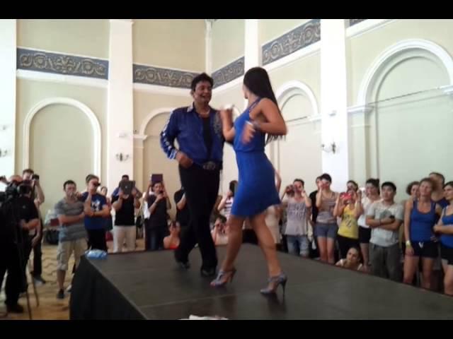 Eddie Torres Shani Talmor Salsa New York Style @ White Nights Salsa Fest 2013