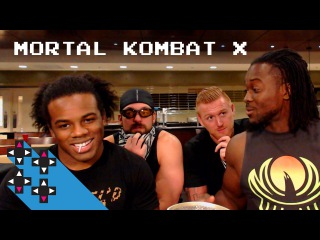Mortal Kombat X Grudge Match — Gamer Gauntlet