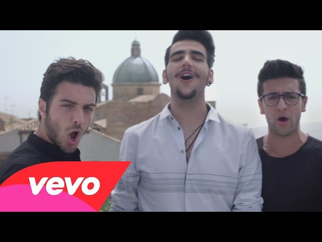 Il Volo - L'amore si muove (Official Video)