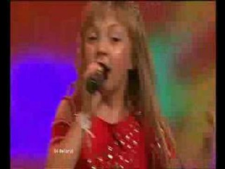 Ольга Сацюк - Танцуй (Junior Eurovision Belarus 2003)