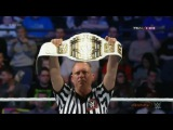 Dolph Ziggler vs. Cesaro vs. Tyson Kidd, Triple Threat IC Championship Match, WWE SmackDown 14.11.2014