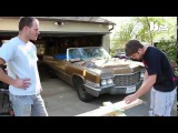 Hot Tub Cadillac Attempts Land Speed Record   Video