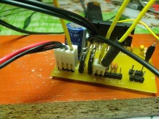 Усилитель мощности на TDA7386 4х45W