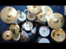 Bullet For My Valentine / Tears Don't Fall - Drum Cover By Max Mateo (Argentina)