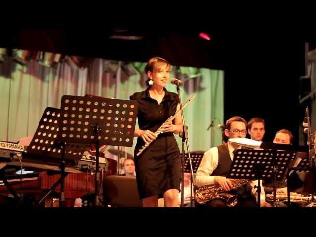 Nastya Maslova - Represent Flutebox with Jazz Orchestra