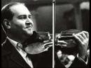 Oistrakh plays chaconne by Vitali