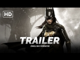 Трейлер (Game): «Batman: Arkham Knight - Batgirl DLC» 2015