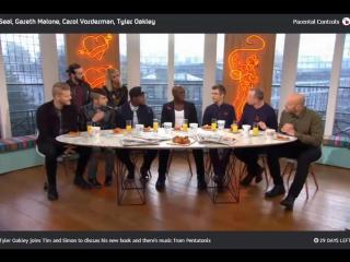 Sunday Brunch | Pentatonix, Гарэт Малон и Seal обсуждают Хэлоуин