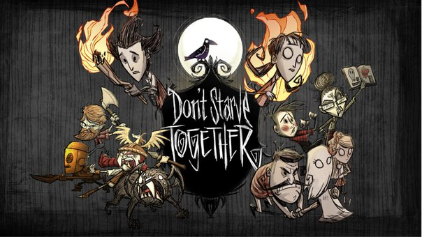 Don't Starve Together #1