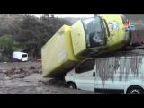 Грузия. Наводнение в Тбилиси. Tbilisi 14.06