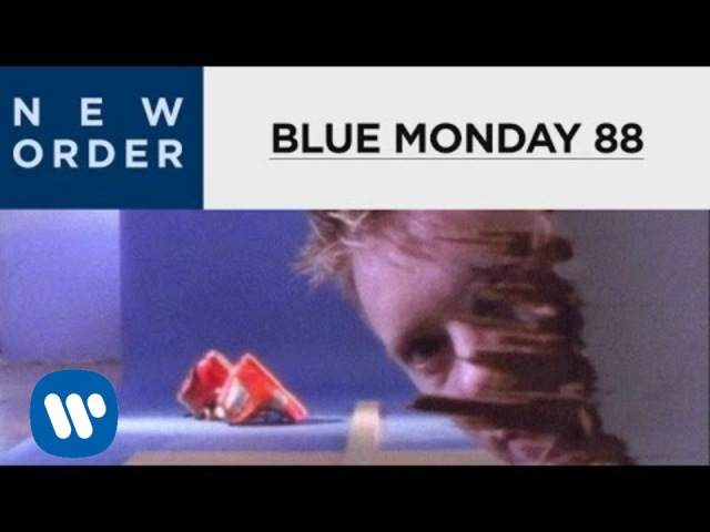 New Order - Blue Monday 88 [OFFICIAL MUSIC VIDEO]