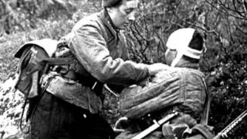 Я знаю о войне лишь понаслышке... В благодарность ветеранам живым и погибшим за наше сегодня!