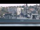 Морской парад в Севастополе - День ВМФ 2013