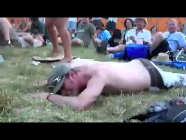 Epic Benny Hill Compilation Drunks and Ectasy Festivals Dancers