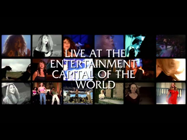 Mariah Carey 1's Live at Ceasars Ad