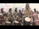 Djembe precaution Unity Drum in Cape Coast Ghana