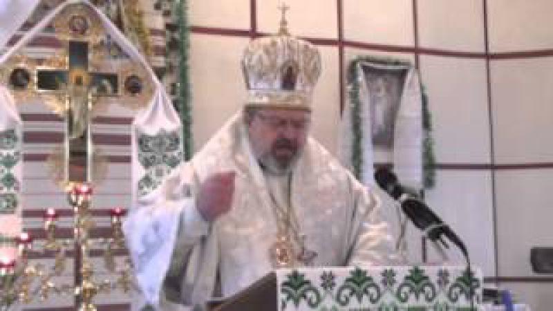 Епископ Олег Ведмеденко Молитва самоотречения на раскрытие сердца Исихазм ВИДЕО