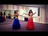 красивый восточный танец