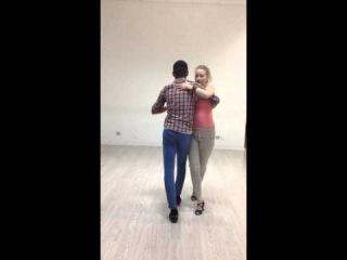 Kizomba 06.01.15 - Rafael & Tamara