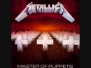 Metallica Master Of Puppets Lyrics