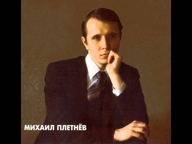 Mikhail Pletnev plays Chopin etude op. 25 no. 6 - live 1978