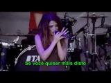 Flyleaf - I'm So Sick Legendado (BR) (Live 2006)