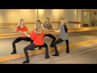 Тренировка ног Pure Barre для внутренней поверхности бедер. Pure Barre Workout For Inner Thighs | Leg Workout | POPSUGAR Training Club
