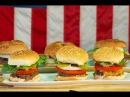 Гамбургеры по Американски видео рецепт