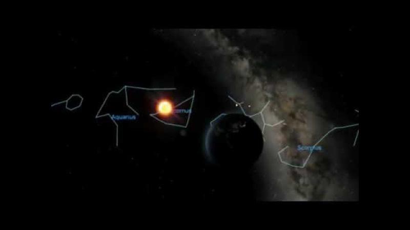 Вращение Земли вокруг Солнца.mp4