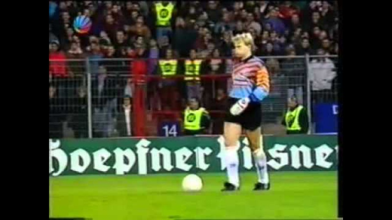 Karlsruher SC - FC Valencia 02.11.1993 (7:0)