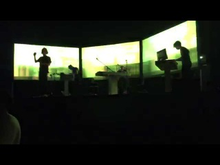 Not The News - Thom Yorke TMB at HOSTESS CLUB ALL-NIGHTER 15/08/2015 HD