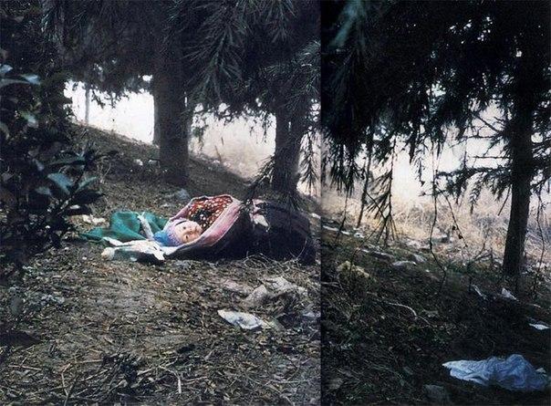 Оставленный ребёнок, 1997 г.
