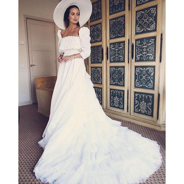 Ульяна сергиенко  свадебные