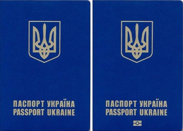Процедура оформления загранпаспорта. ОВИР ы Украины и Киева 88
