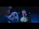 холодное_сердце Эльза и Анна в дестве