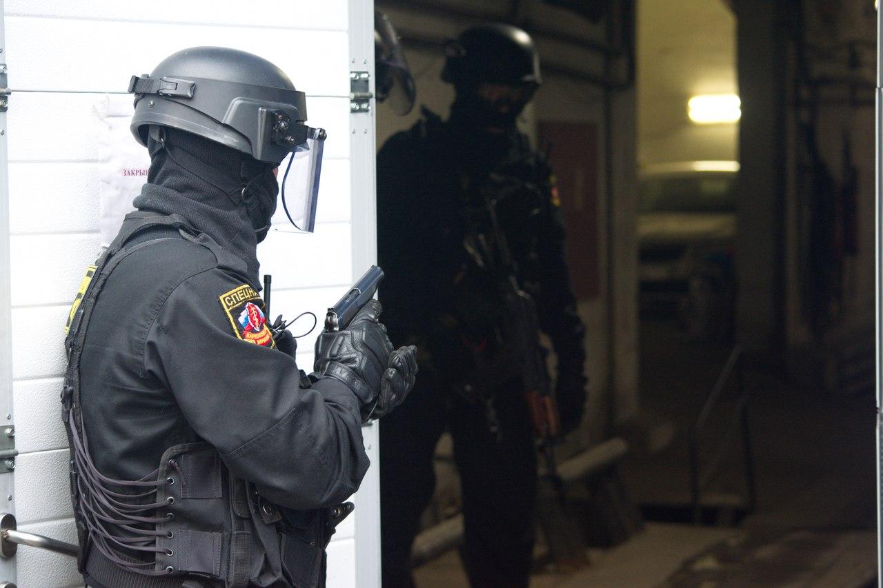 ВВоронежской области проводятся антитеррористические учения