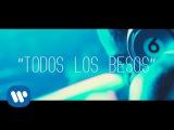 Sergio Contreras feat. Jashel - Todos los besos (Lyric Video)