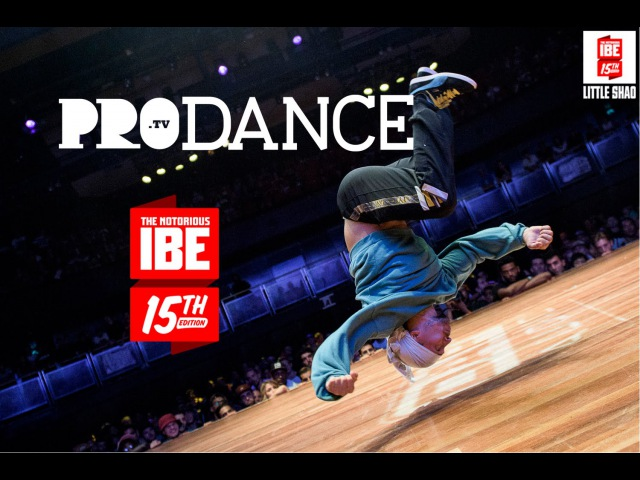 One Peace Yes vs Soul Mavericks | Freestyle Session IBE 2015