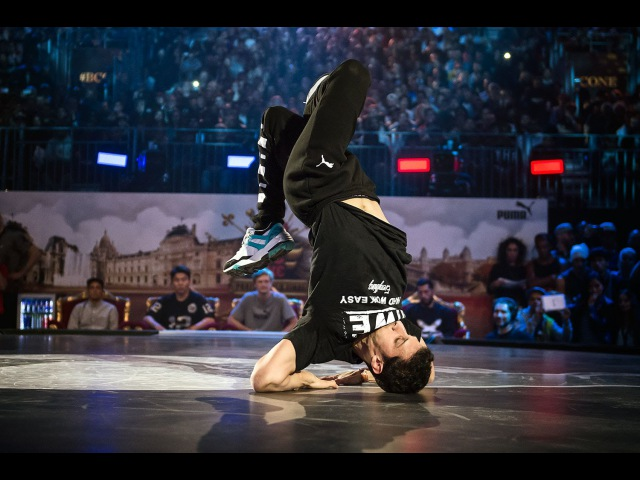 Mounir vs Gravity - Battle 5 - Red Bull BC One World Final 2014 Paris