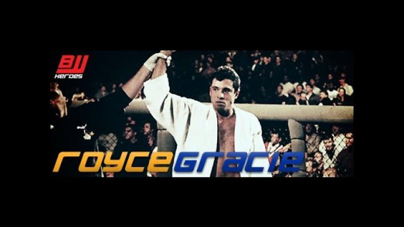Хойс Грейси на двадцатилетии UFC (русская озвучка)