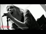 HOLE - Courtney Love - Closer - live - NIN Cover - WFNX Radio - Acoustic