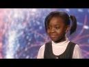 Natalie Okri sings Alicia Keys No One - Britains Got Talent - Show 6