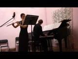 В.А.Моцарт.Квартет№1(Соната)D-dur,KV285(переложение_для_флейты_и_ф-но)